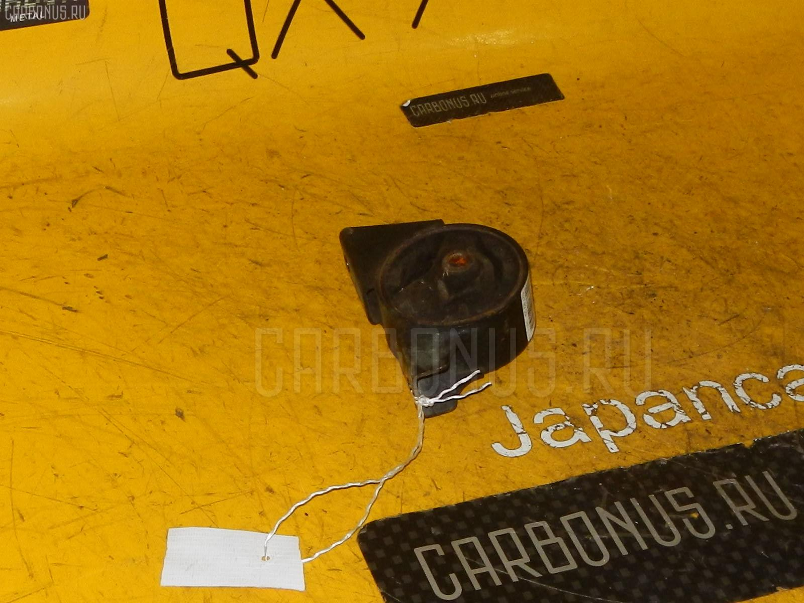 Подушка двигателя NISSAN WINGROAD WFY11 QG15DE. Фото 1