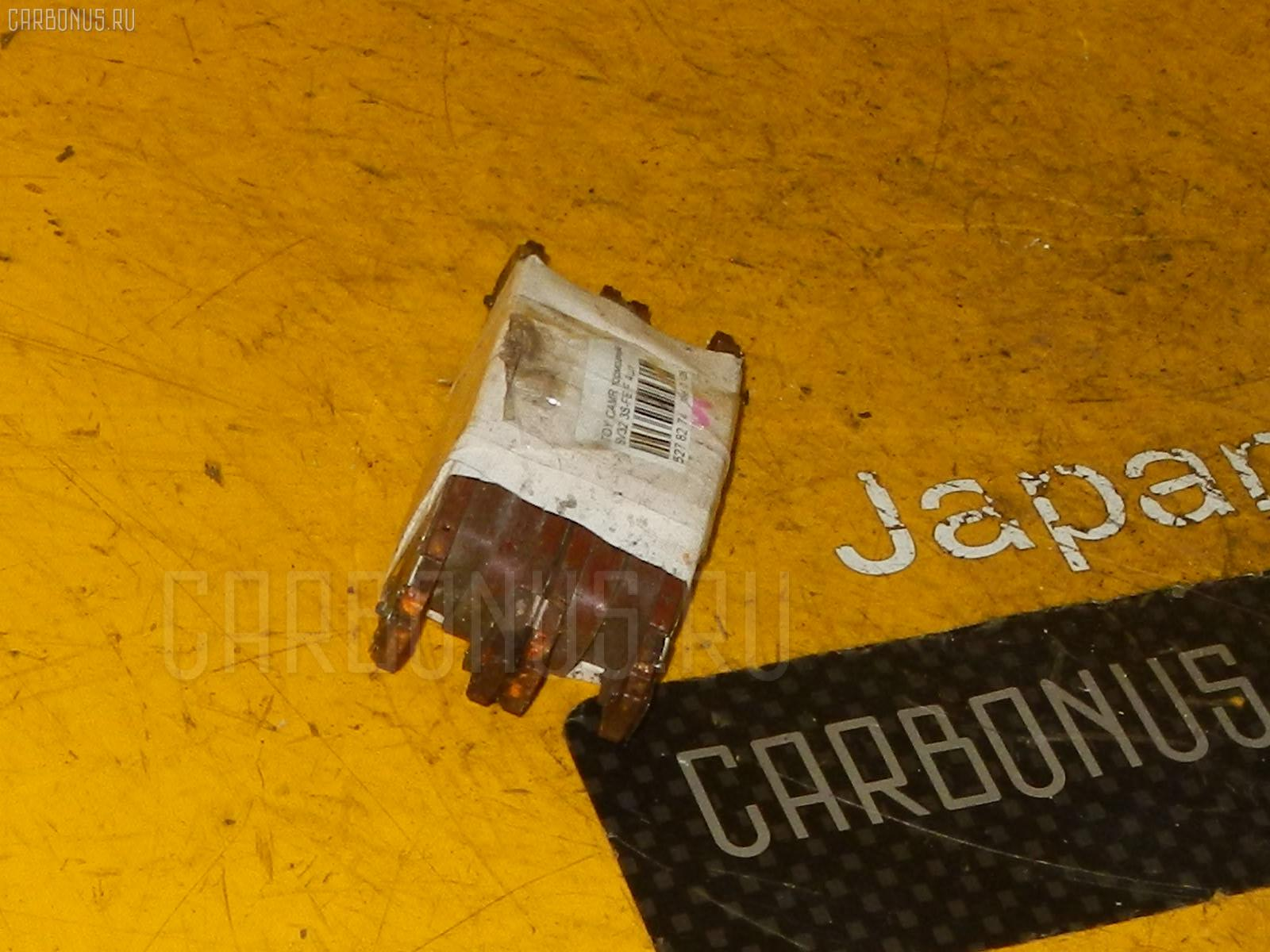 Тормозные колодки TOYOTA SV32 3S-FE. Фото 1