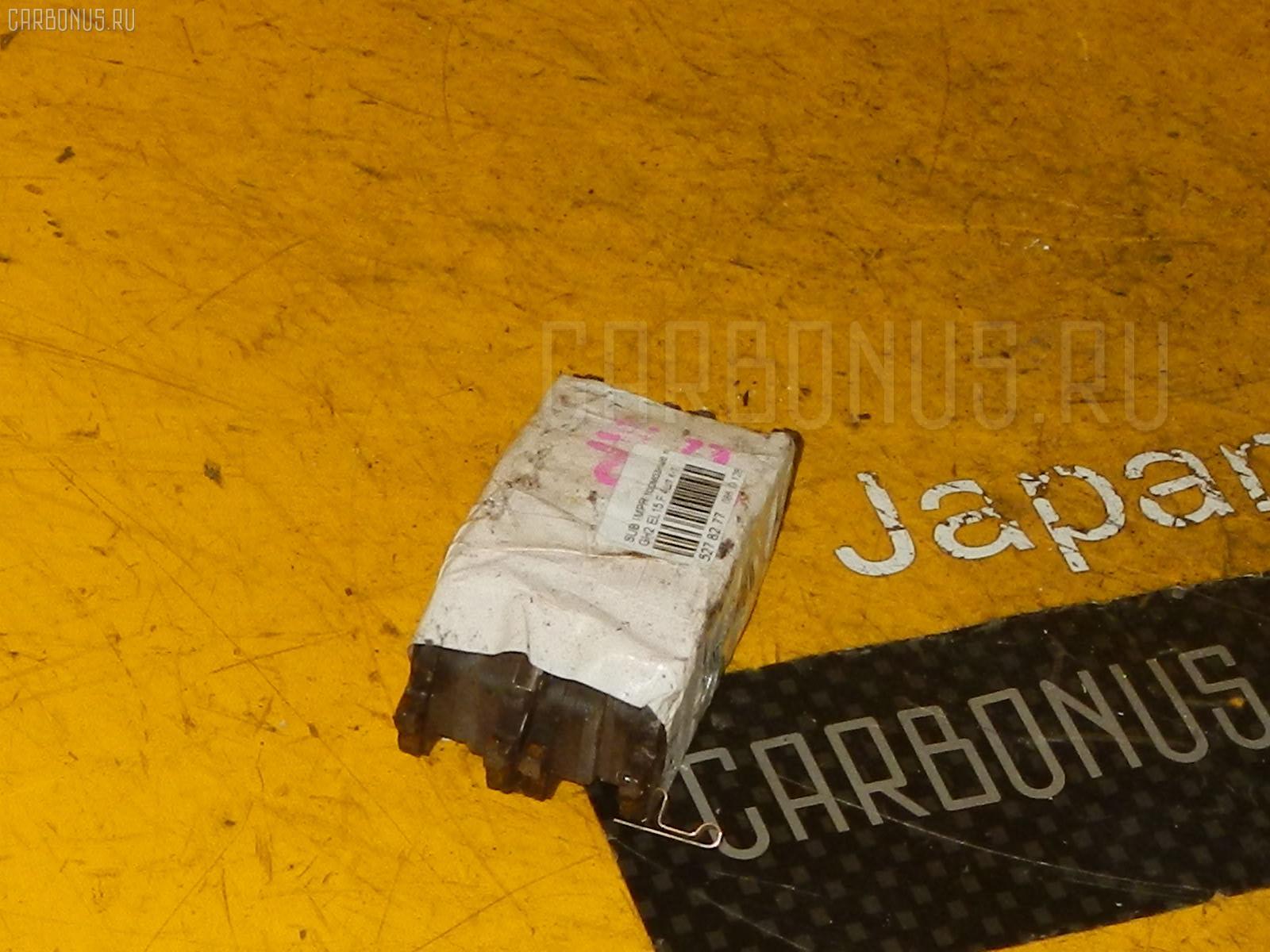 Тормозные колодки Subaru Impreza GH2 EL15 Фото 1