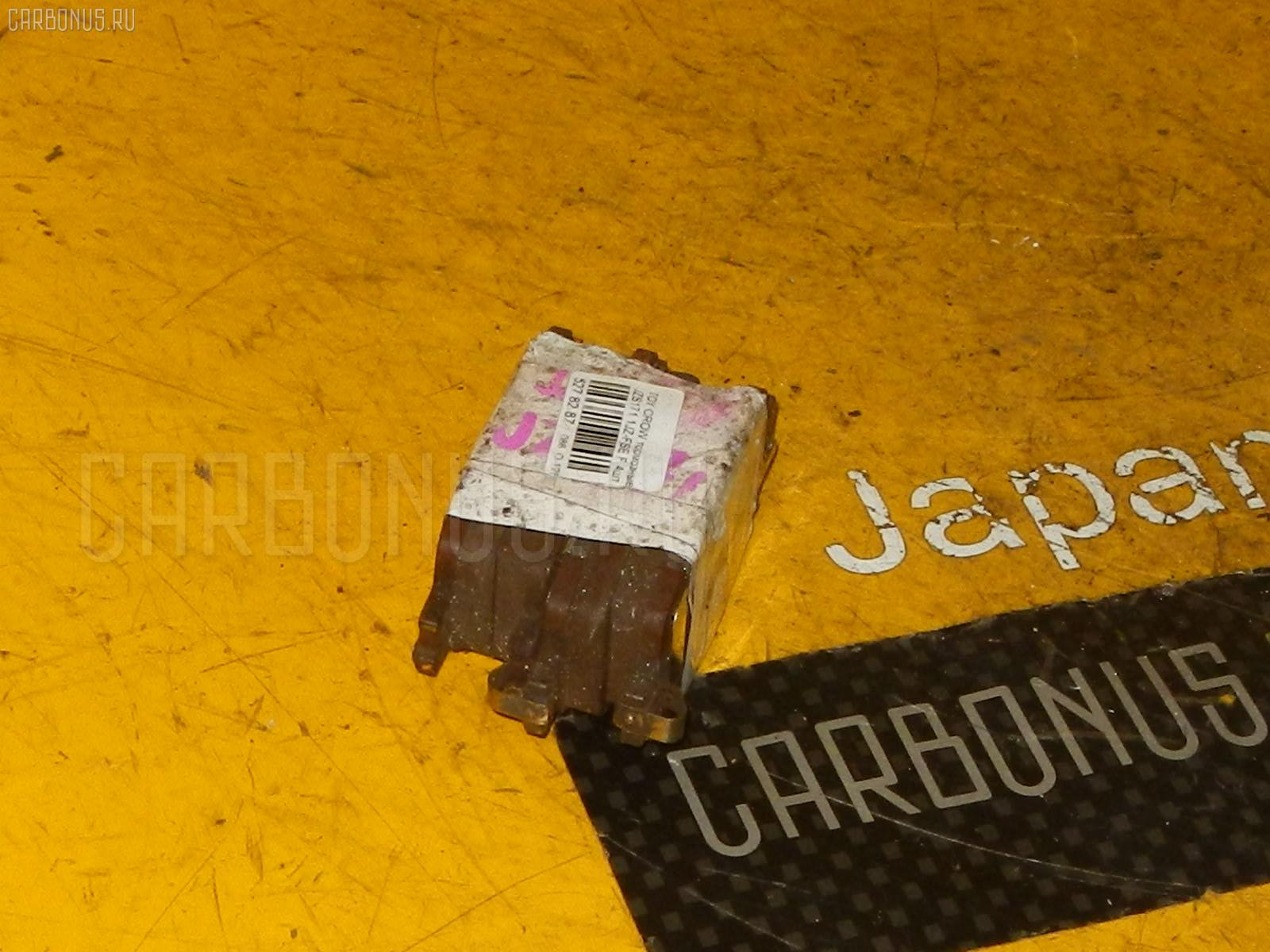 Тормозные колодки TOYOTA CROWN JZS171 1JZ-FSE Фото 1