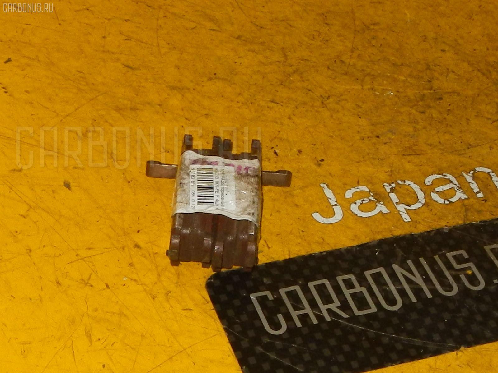 Тормозные колодки TOYOTA PASSO KGC10 1KR-FE. Фото 5