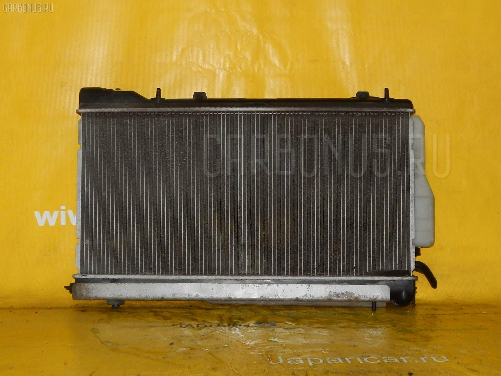 Радиатор ДВС SUBARU FORESTER SF5 EJ205. Фото 8