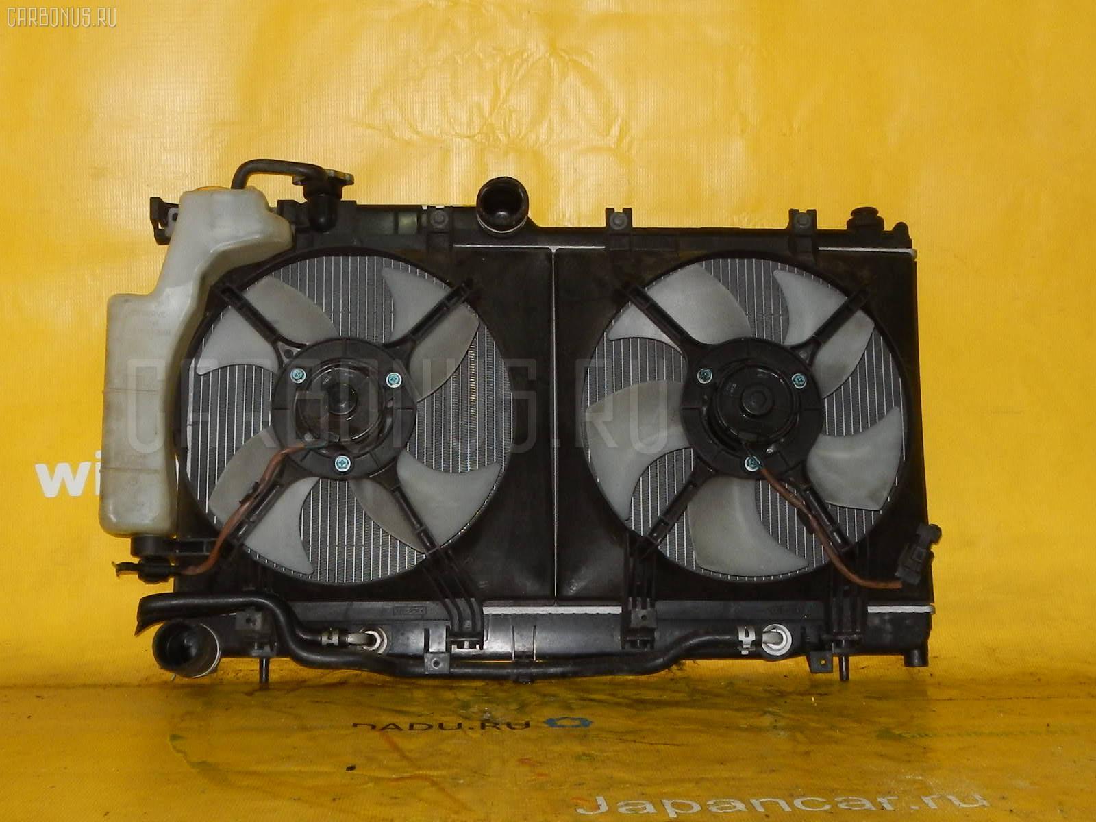 Радиатор ДВС SUBARU IMPREZA GH2 EL15 Фото 1