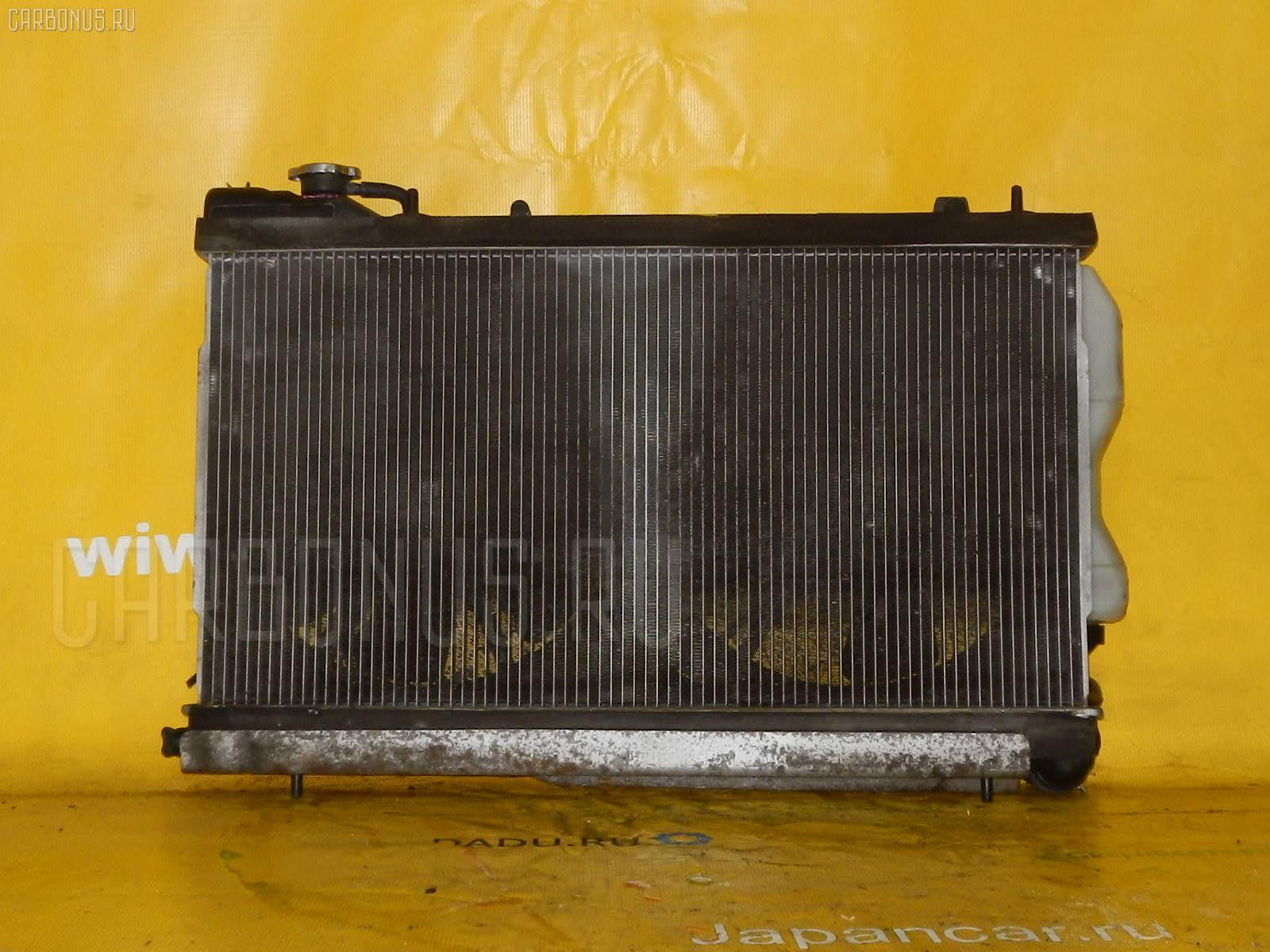 Радиатор ДВС SUBARU FORESTER SG5 EJ203 Фото 2