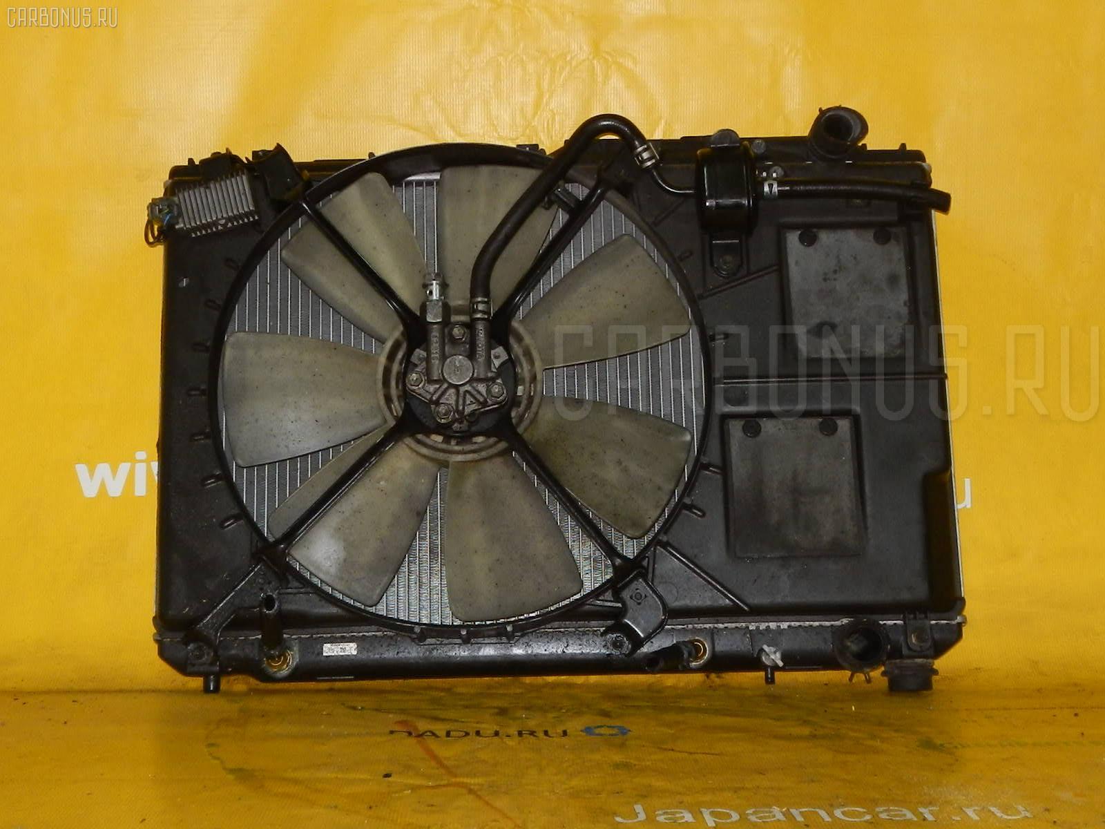 Радиатор ДВС TOYOTA WINDOM VCV11 4VZ-FE. Фото 8
