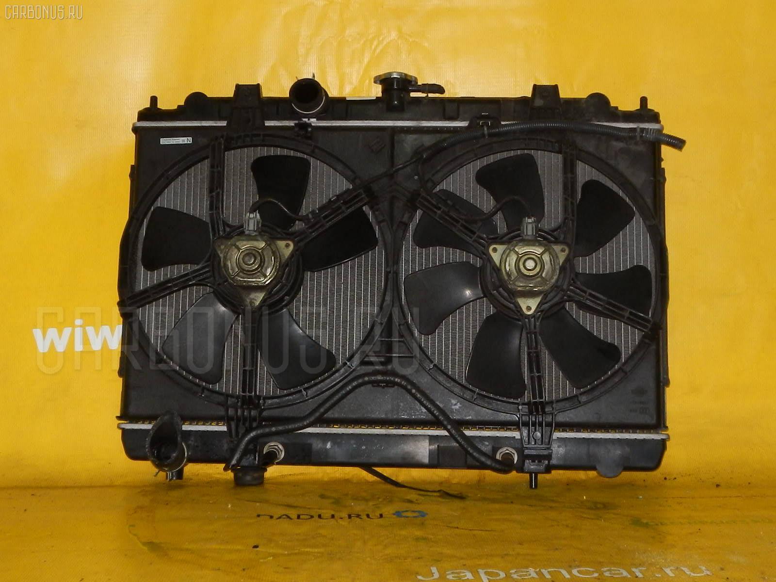 Радиатор ДВС NISSAN AVENIR RW11 QR20DE Фото 1