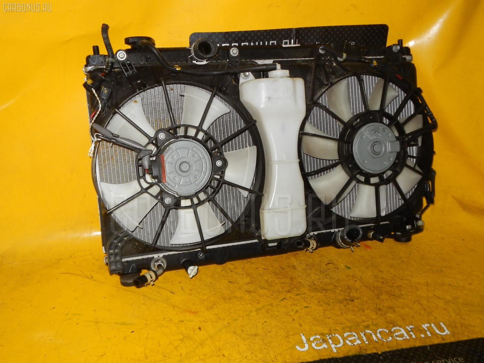 Радиатор ДВС HONDA FIT GE8 L15A Фото 1
