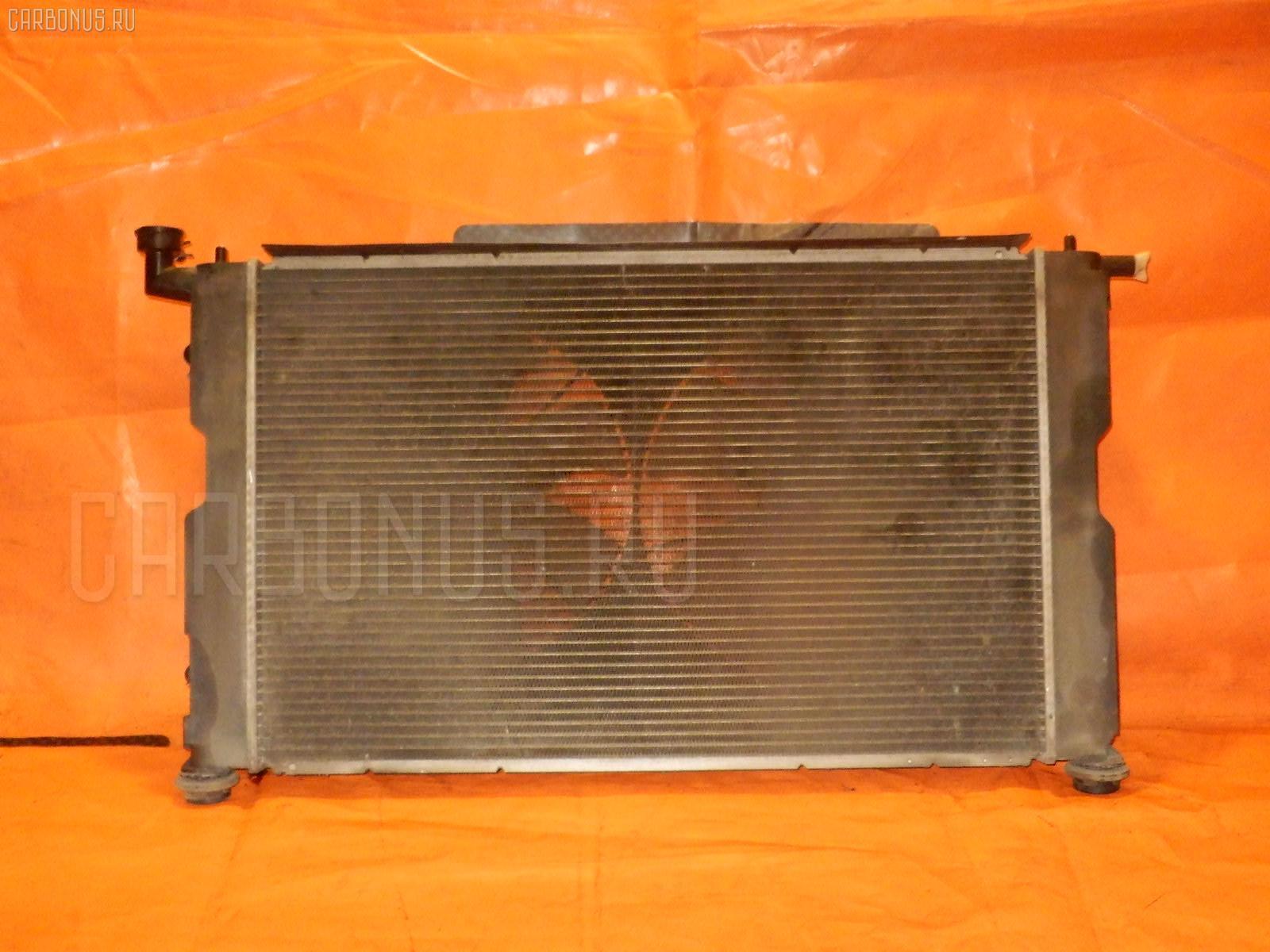 Радиатор ДВС TOYOTA VISTA ARDEO SV50 3S-FSE. Фото 2