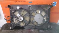 Радиатор ДВС TOYOTA WISH ANE10G 1AZ-FSE Фото 1
