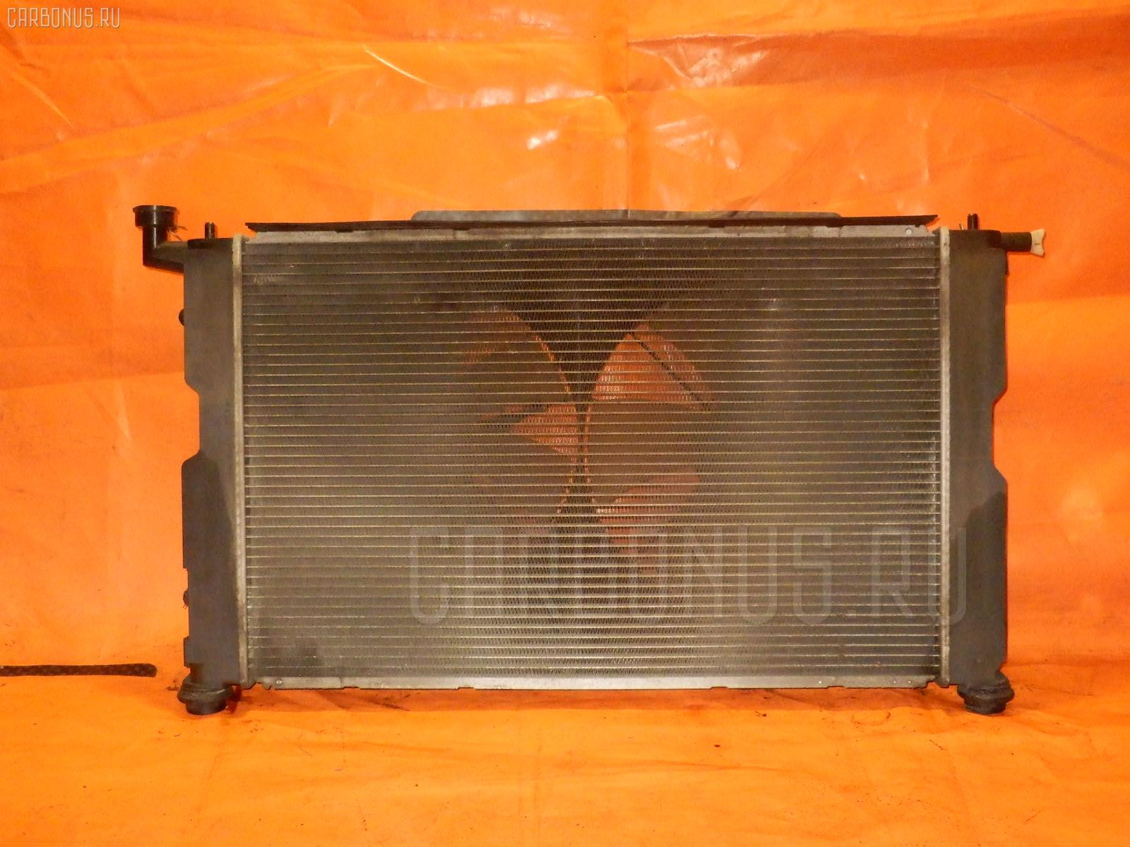Радиатор ДВС TOYOTA VISTA ZZV50 1ZZ-FE. Фото 9