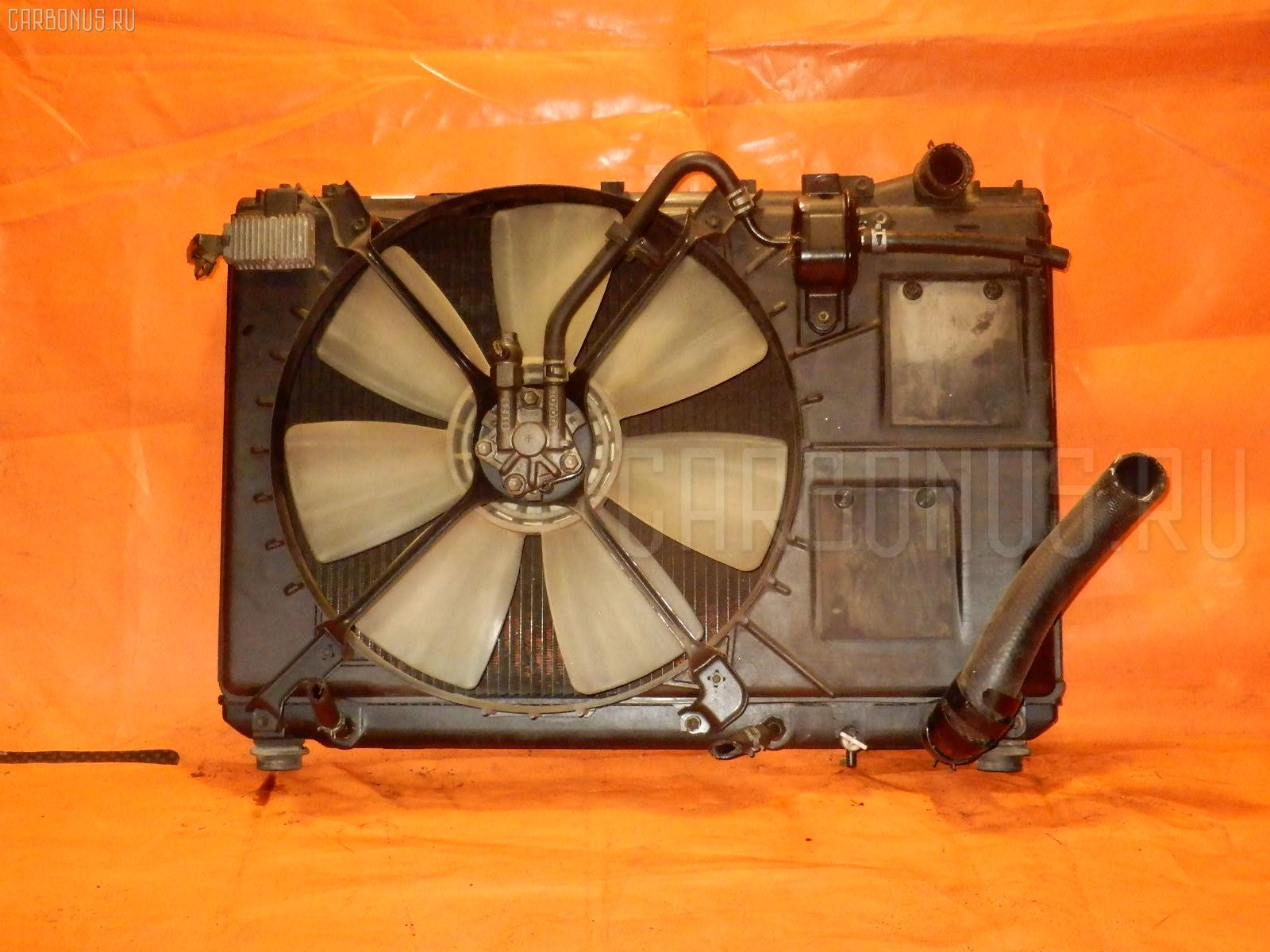 Радиатор ДВС TOYOTA WINDOM VCV11 4VZ-FE. Фото 9