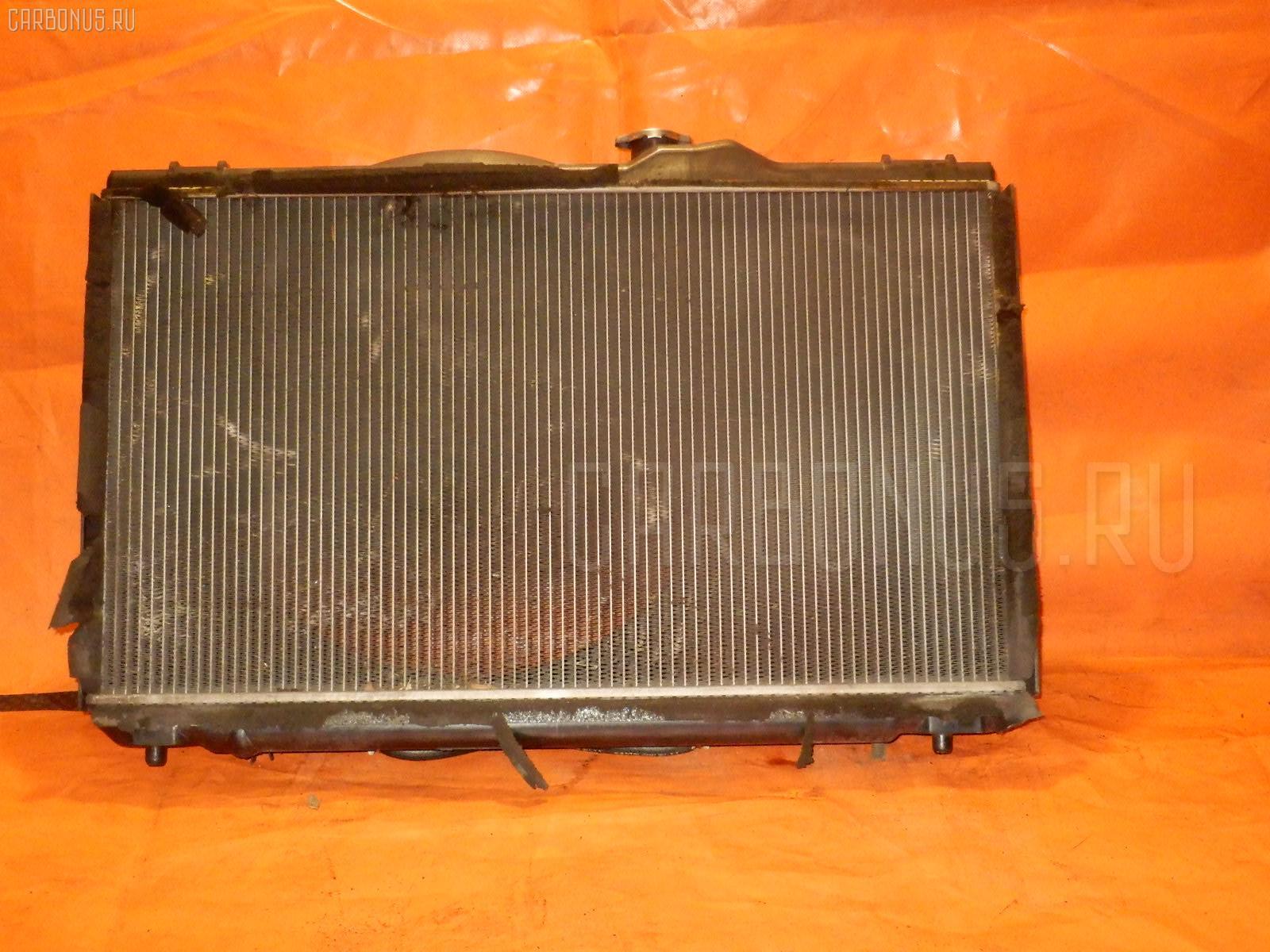 Радиатор ДВС TOYOTA VEROSSA GX115 1G-FE. Фото 10