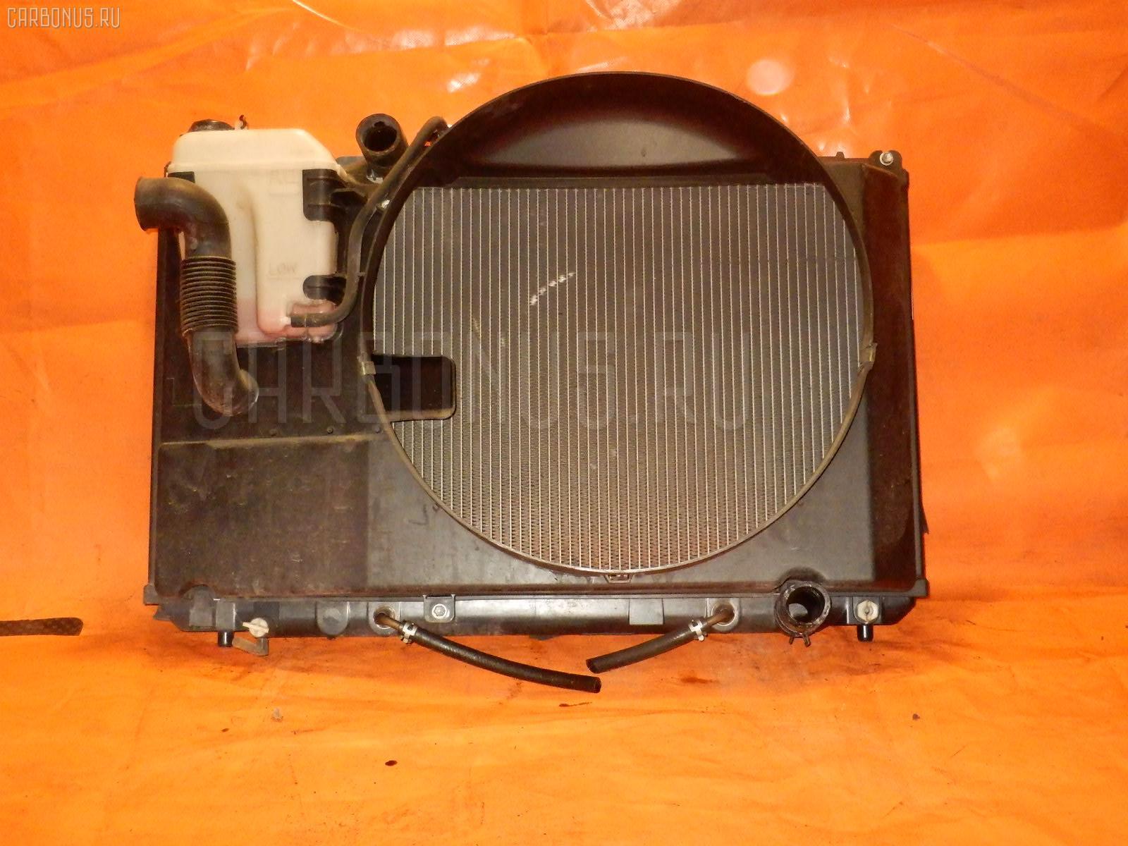 Радиатор ДВС TOYOTA VEROSSA GX115 1G-FE. Фото 11
