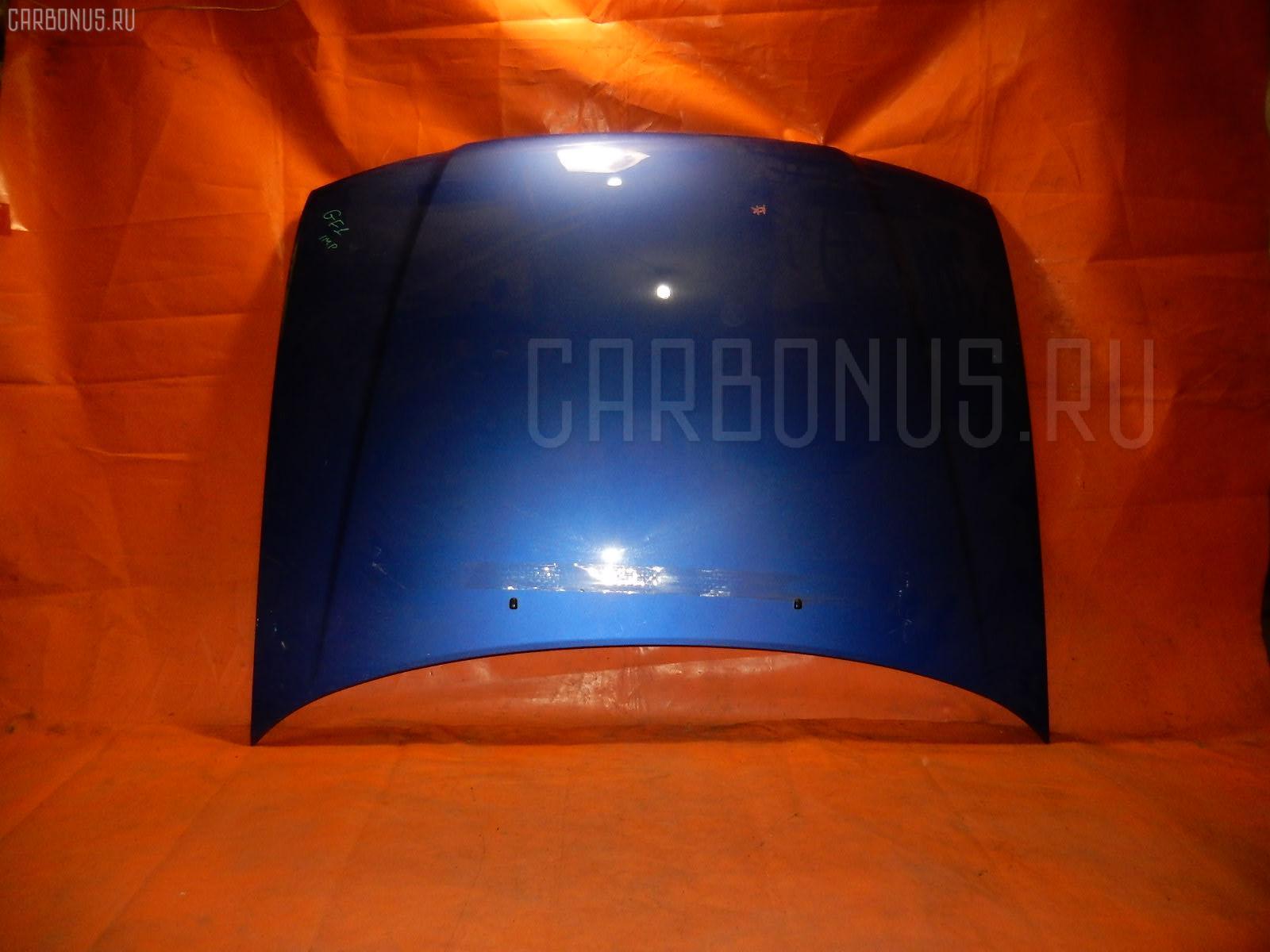 Капот SUBARU IMPREZA WAGON GF1. Фото 5