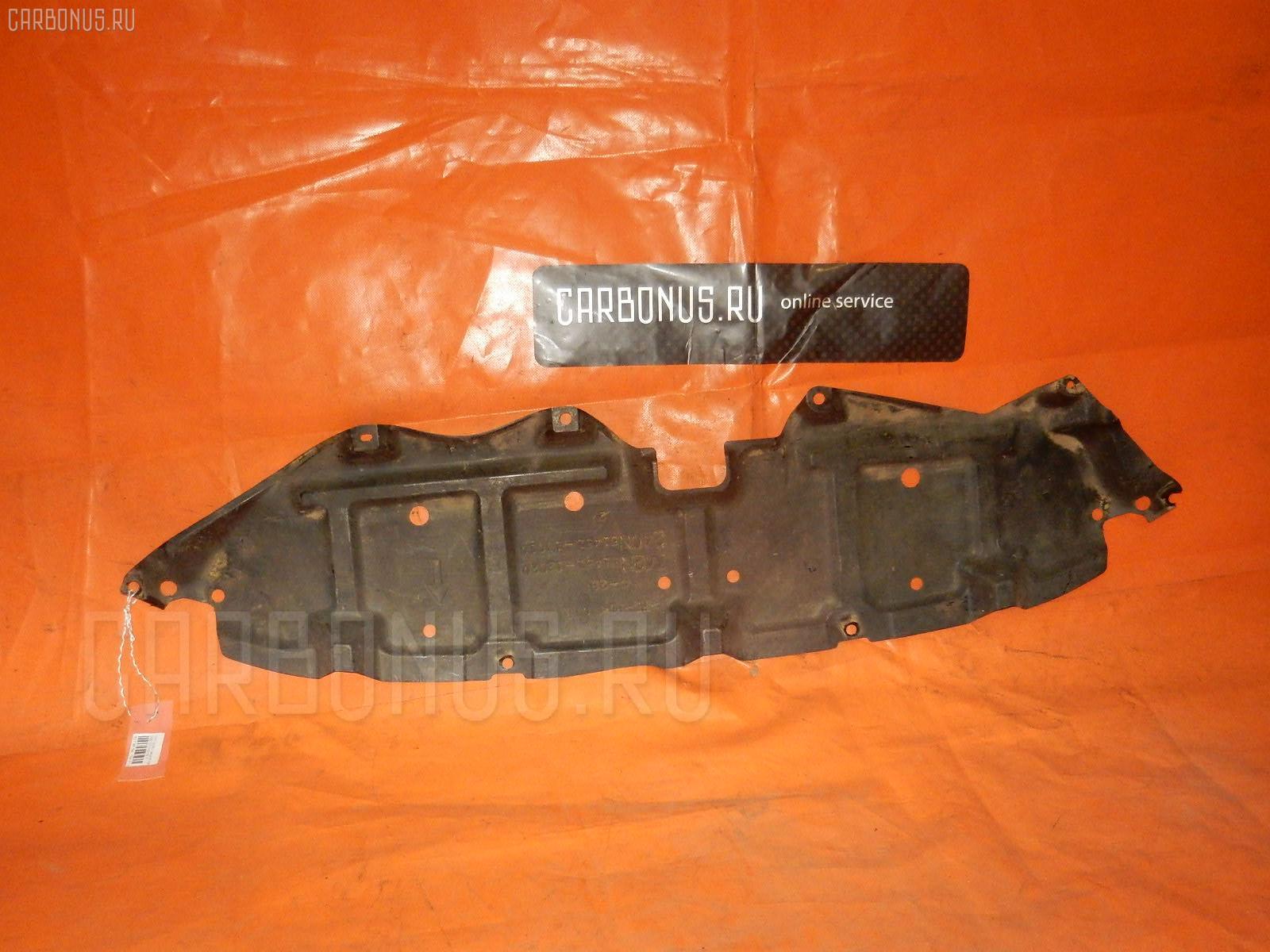 Защита двигателя TOYOTA COROLLA NZE121 1NZ-FE. Фото 4