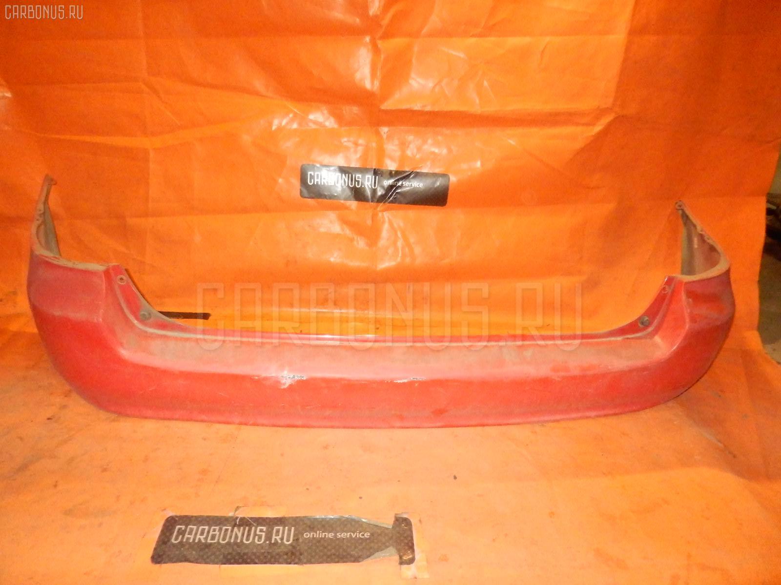 Бампер Toyota Corolla fielder ZZE122 Фото 1