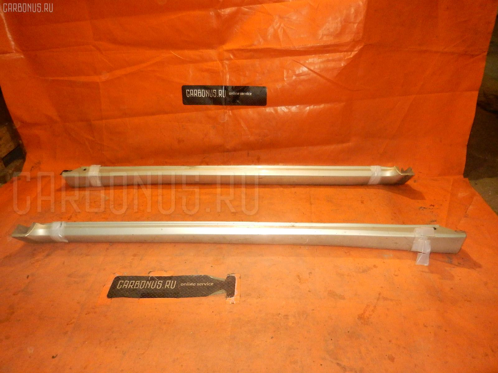 Порог кузова пластиковый ( обвес ) SUBARU FORESTER SG5 Фото 2