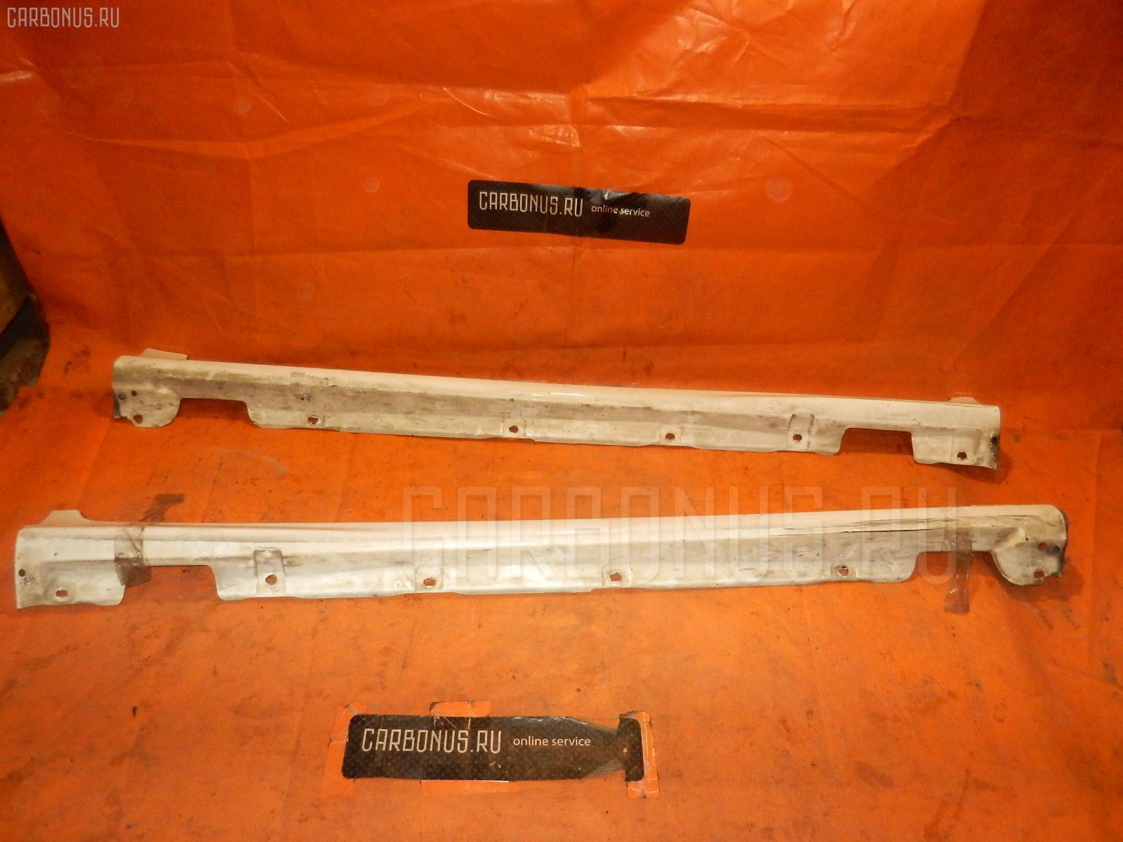 Порог кузова пластиковый ( обвес ) TOYOTA CALDINA ST210 Фото 2
