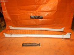 Порог кузова пластиковый ( обвес ) TOYOTA CALDINA ST210 Фото 3