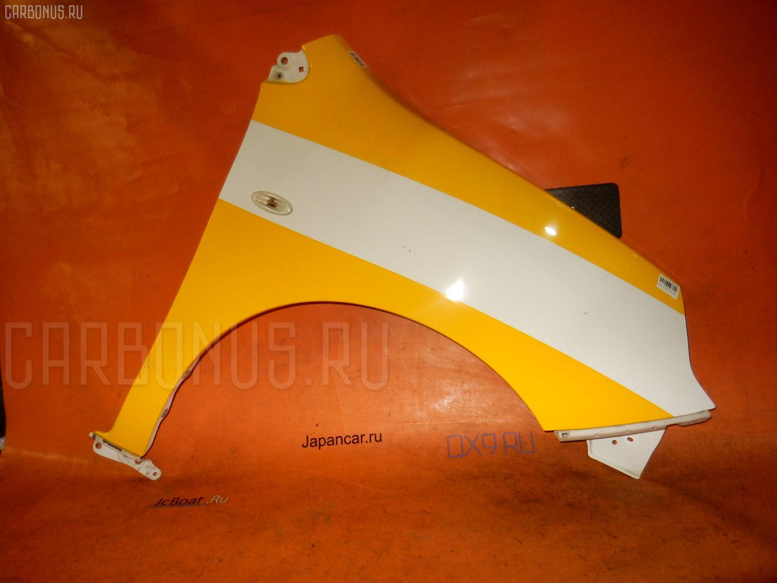 Крыло переднее NISSAN AD EXPERT Y12 Фото 1