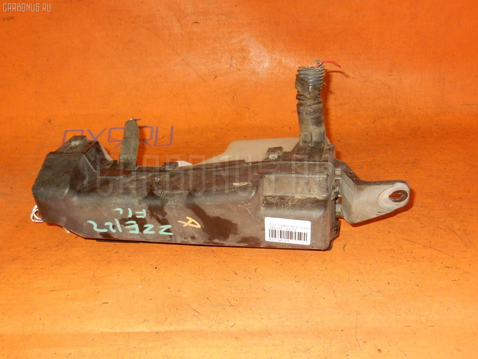 Блок предохранителей TOYOTA COROLLA FIELDER ZZE122 1ZZ-FE Фото 1