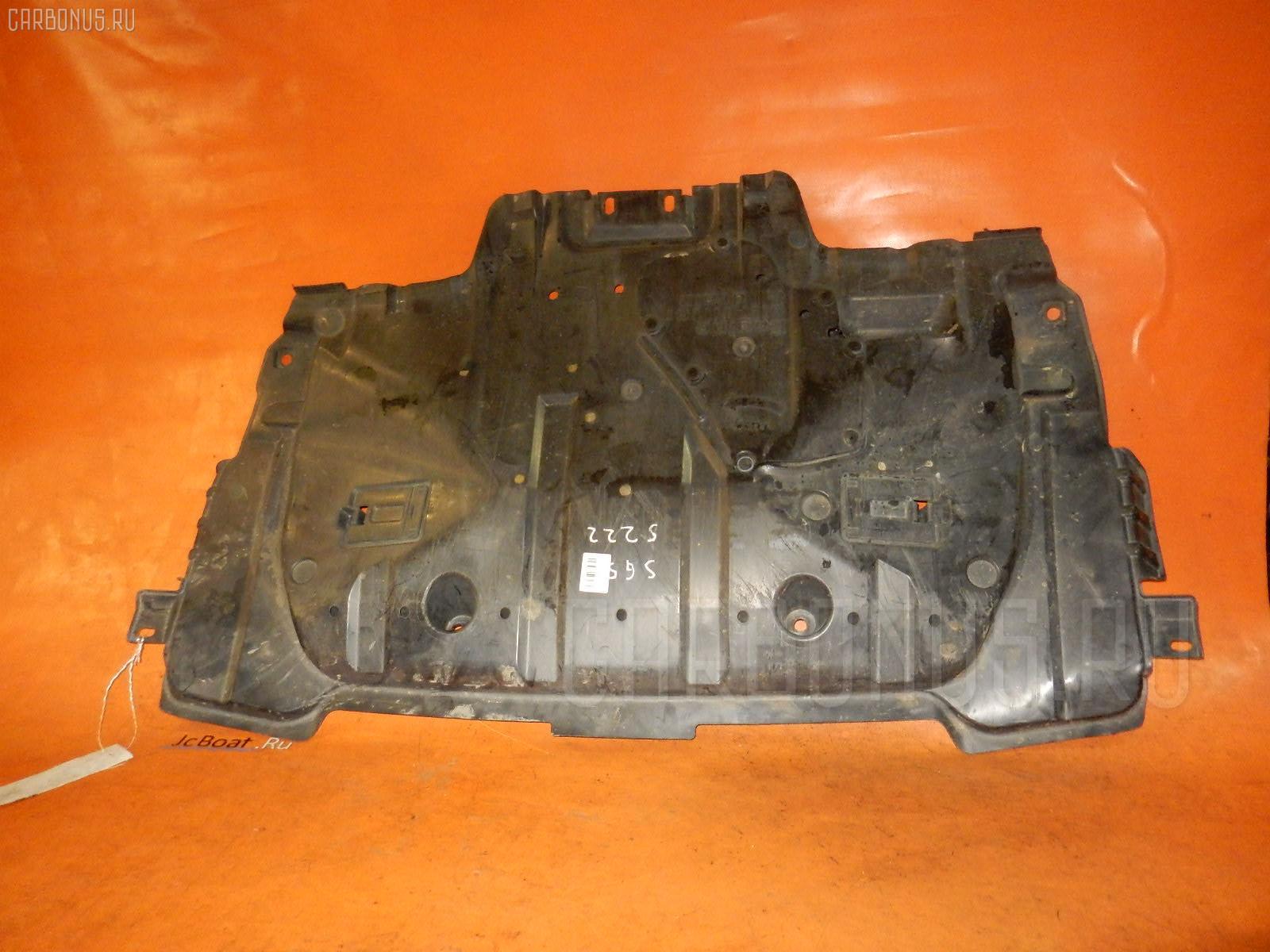 Защита двигателя SUBARU FORESTER SG5 EJ203 Фото 1