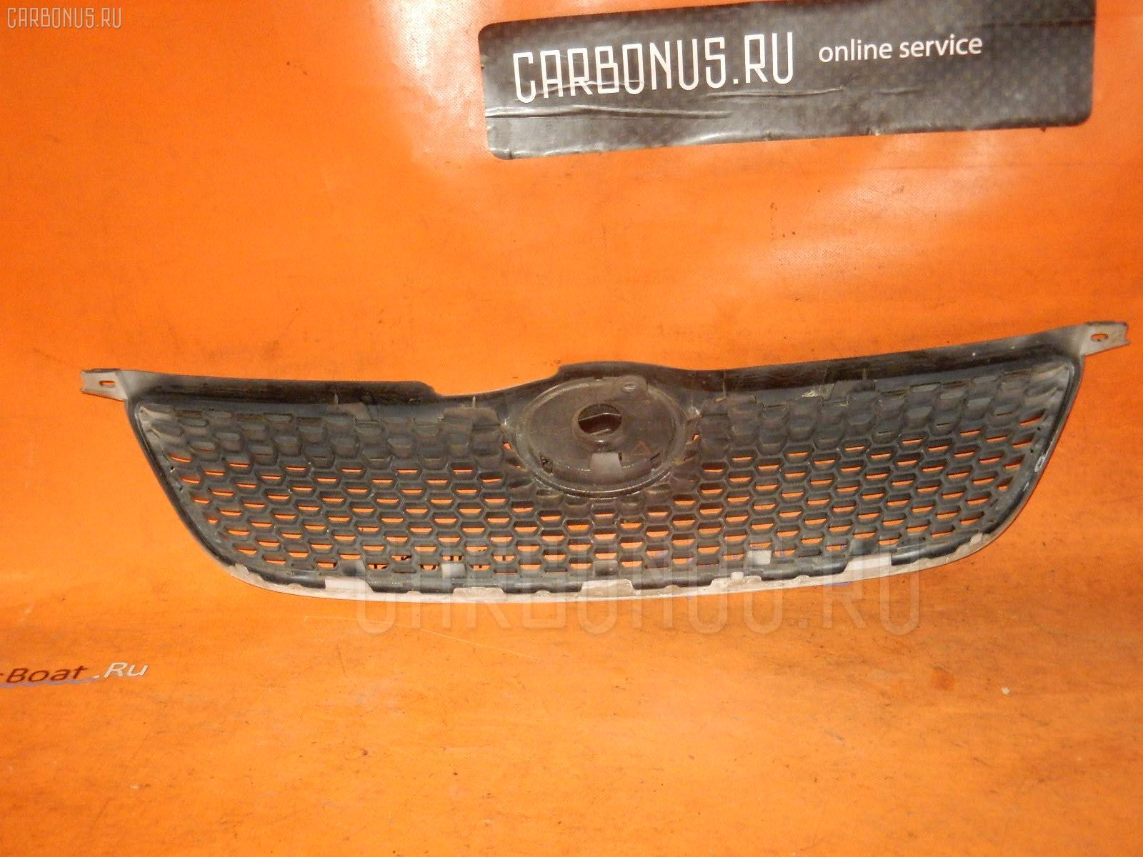 Решетка радиатора TOYOTA COROLLA RUNX NZE121. Фото 5