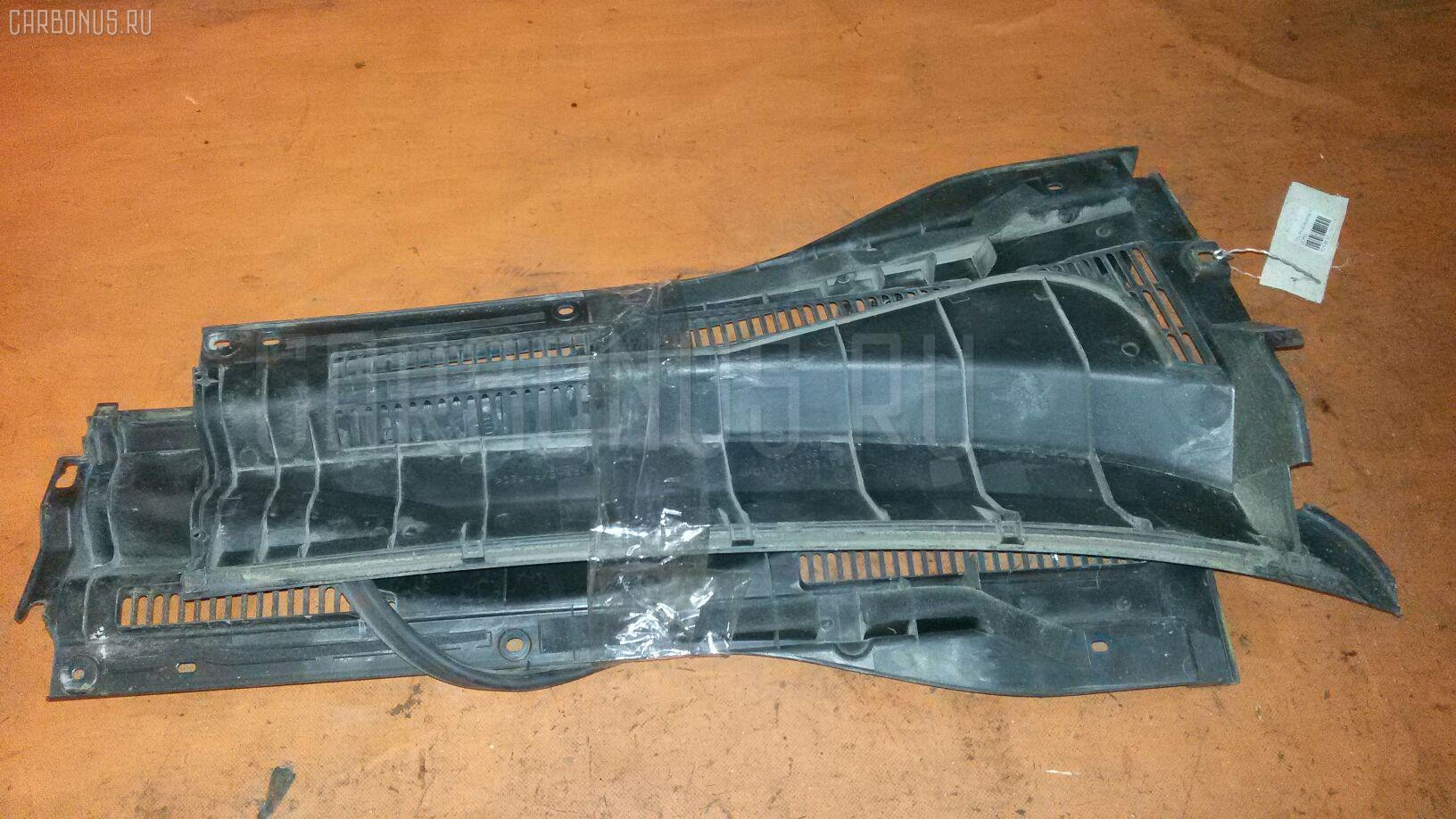 Решетка под лобовое стекло TOYOTA PROBOX NCP50V. Фото 2