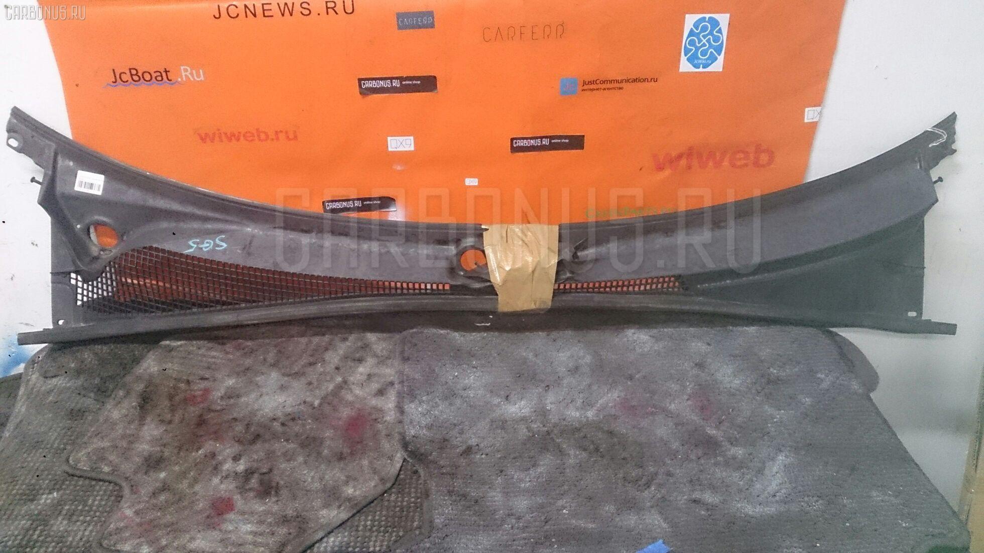 Решетка под лобовое стекло SUBARU FORESTER SG5 Фото 2