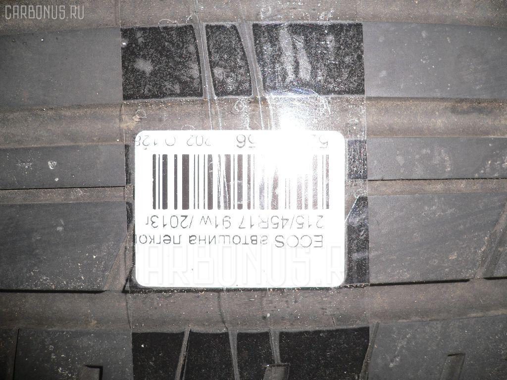 Автошина легковая летняя ECOS ES31 215/45R17 YOKOHAMA Фото 2