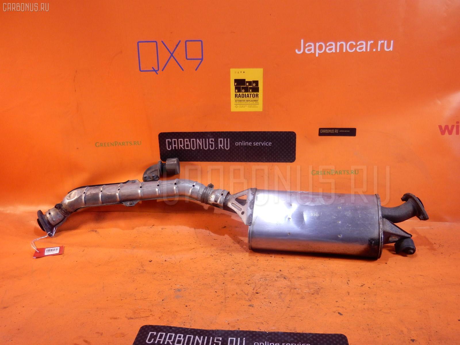Глушитель TOYOTA CHASER GX90 1G-FE. Фото 4