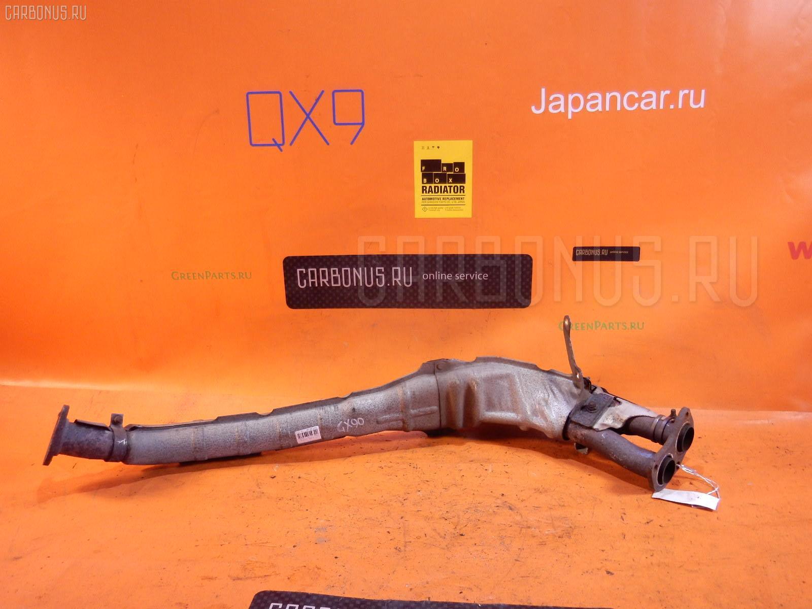 Глушитель TOYOTA CHASER GX90 1G-FE Фото 1