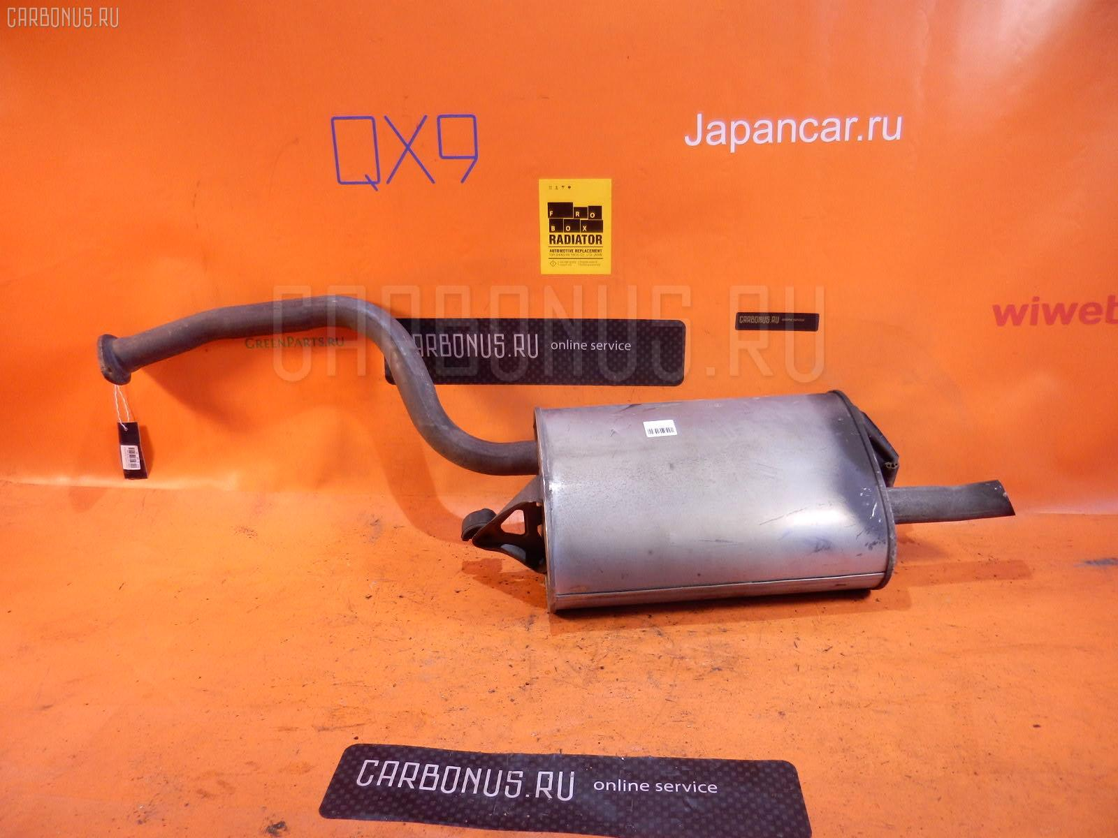 Глушитель TOYOTA CHASER GX90 1G-FE. Фото 5