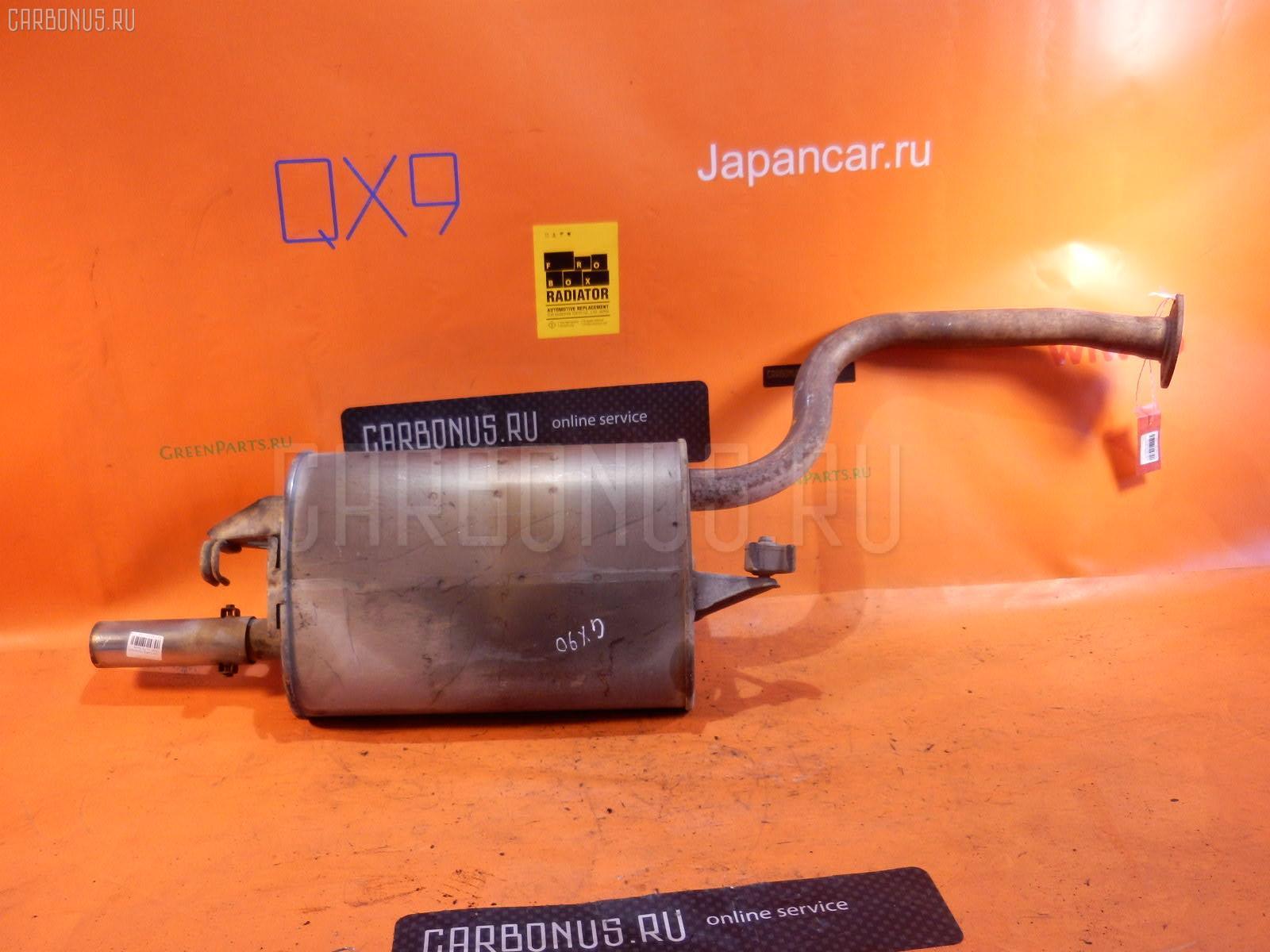 Глушитель TOYOTA CHASER GX90 1G-FE. Фото 6