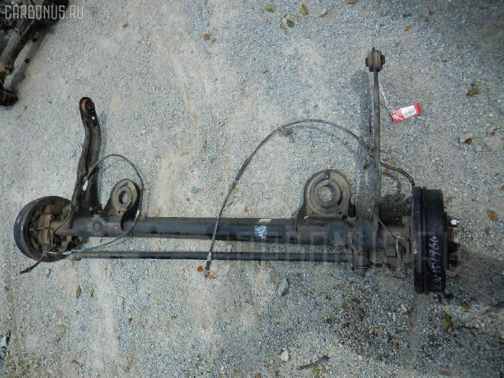 Балка подвески MAZDA MPV LW3W L3. Фото 1