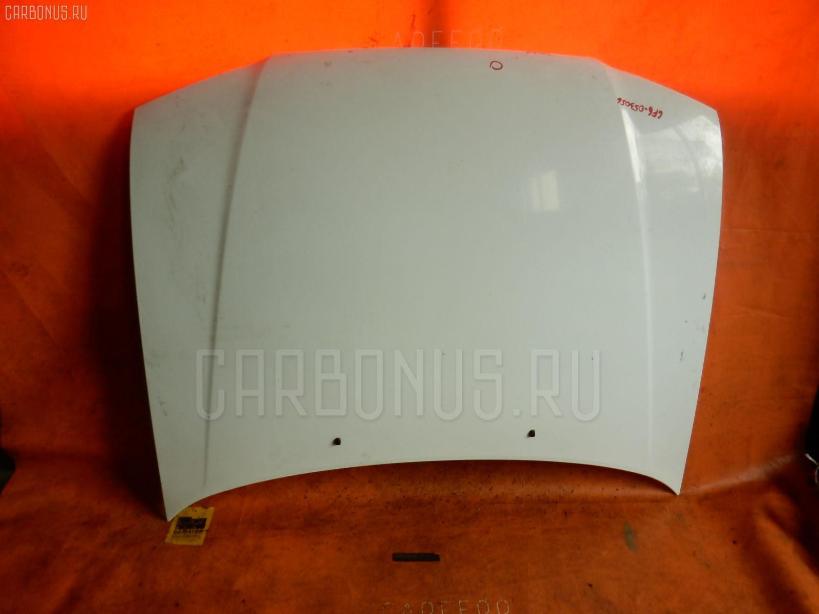 Капот SUBARU IMPREZA WAGON GF6. Фото 2