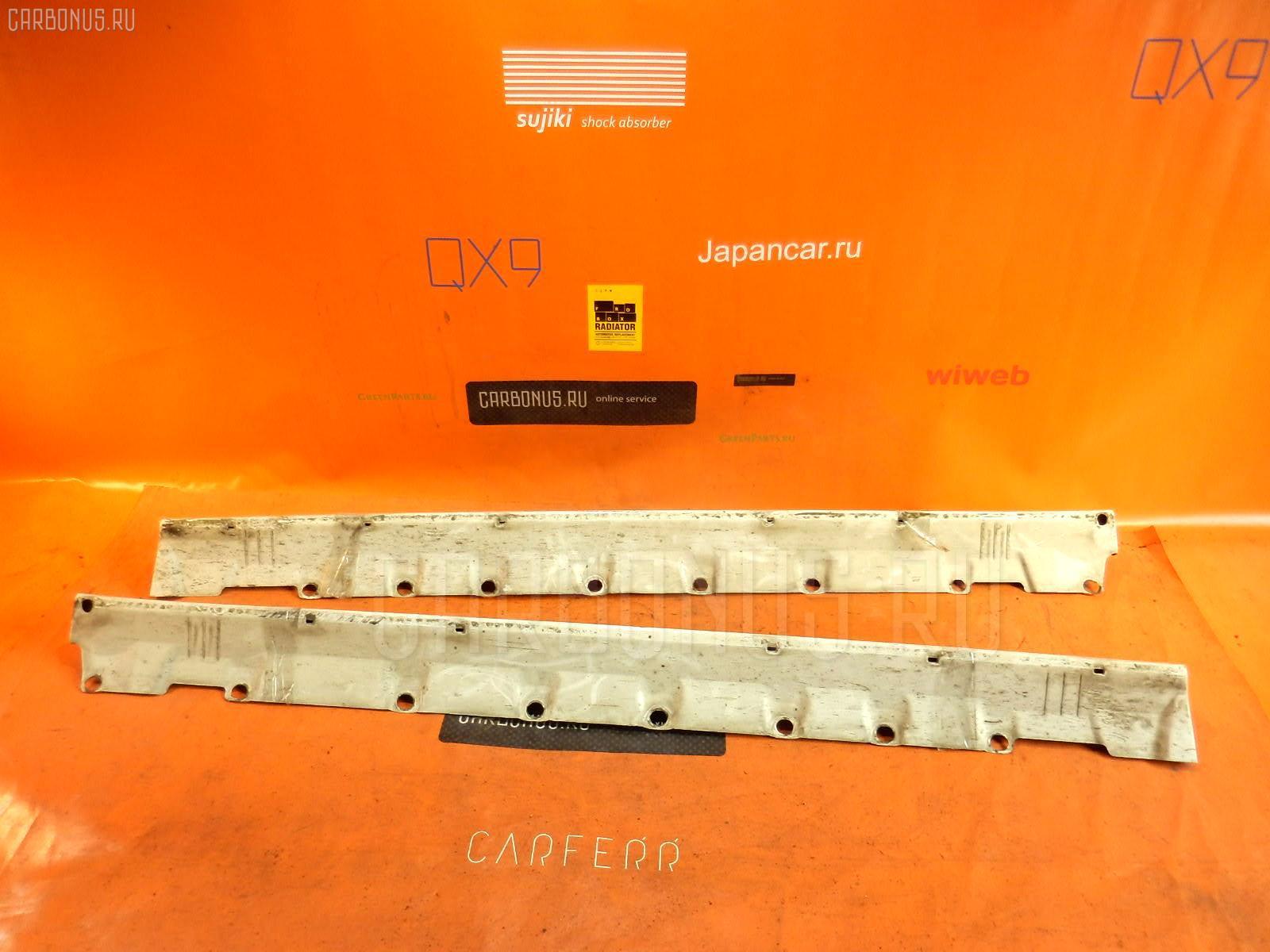 Порог кузова пластиковый ( обвес ) TOYOTA BB NCP30. Фото 3