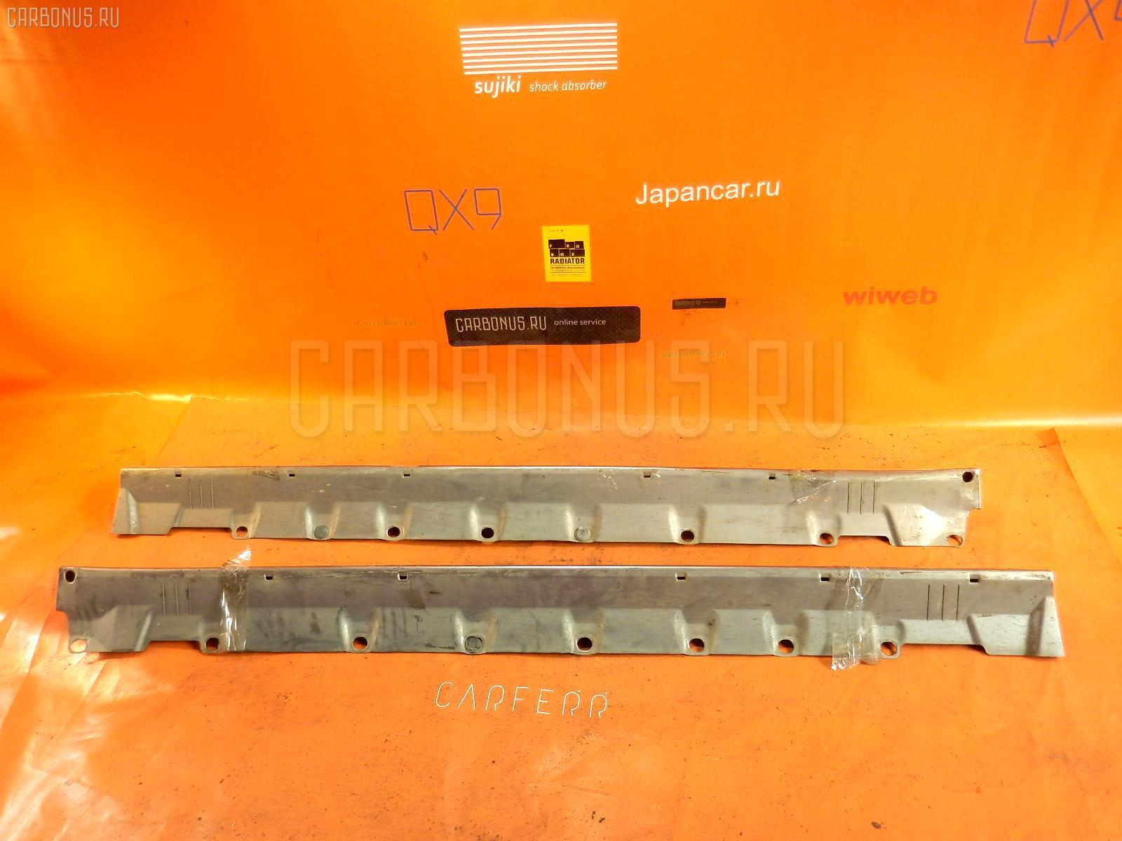 Порог кузова пластиковый ( обвес ) TOYOTA BB NCP30. Фото 7