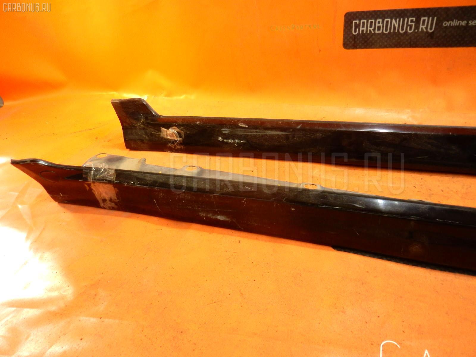 Порог кузова пластиковый ( обвес ) TOYOTA BB NCP35 Фото 2