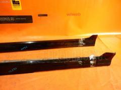 Порог кузова пластиковый ( обвес ) TOYOTA BB NCP35 Фото 5