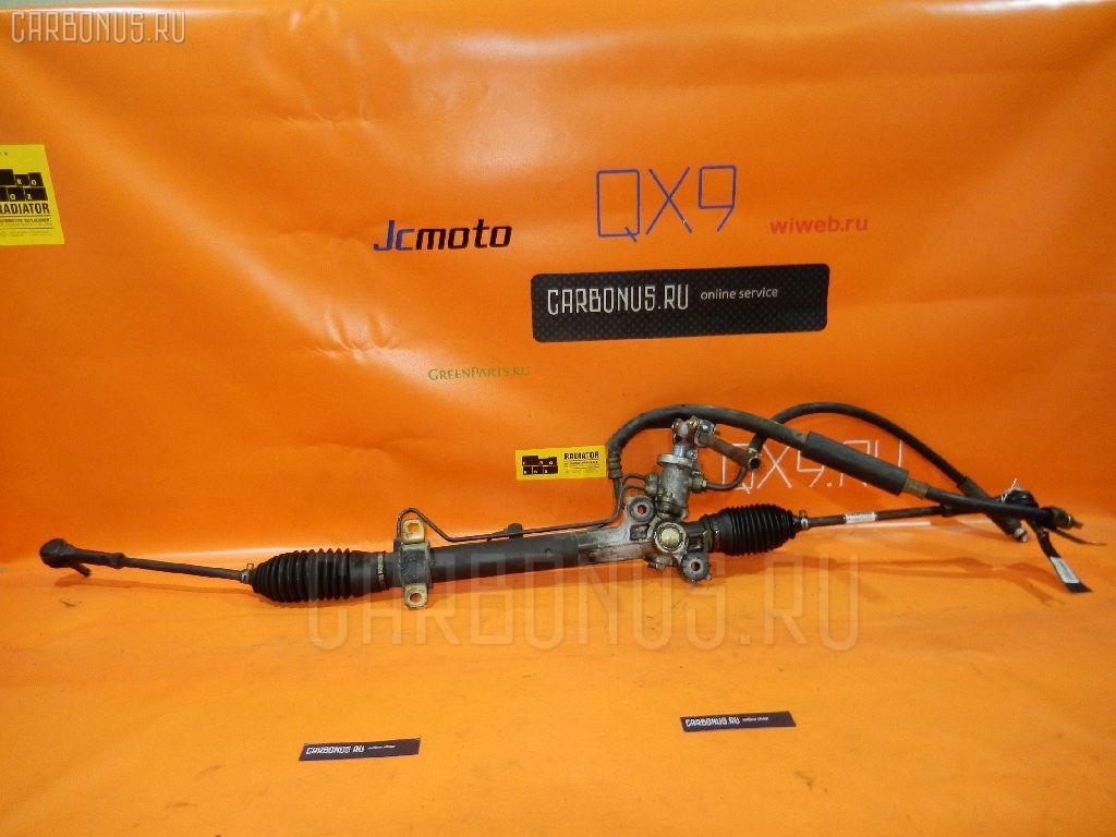 Рулевая рейка MAZDA MPV LW5W G6. Фото 5