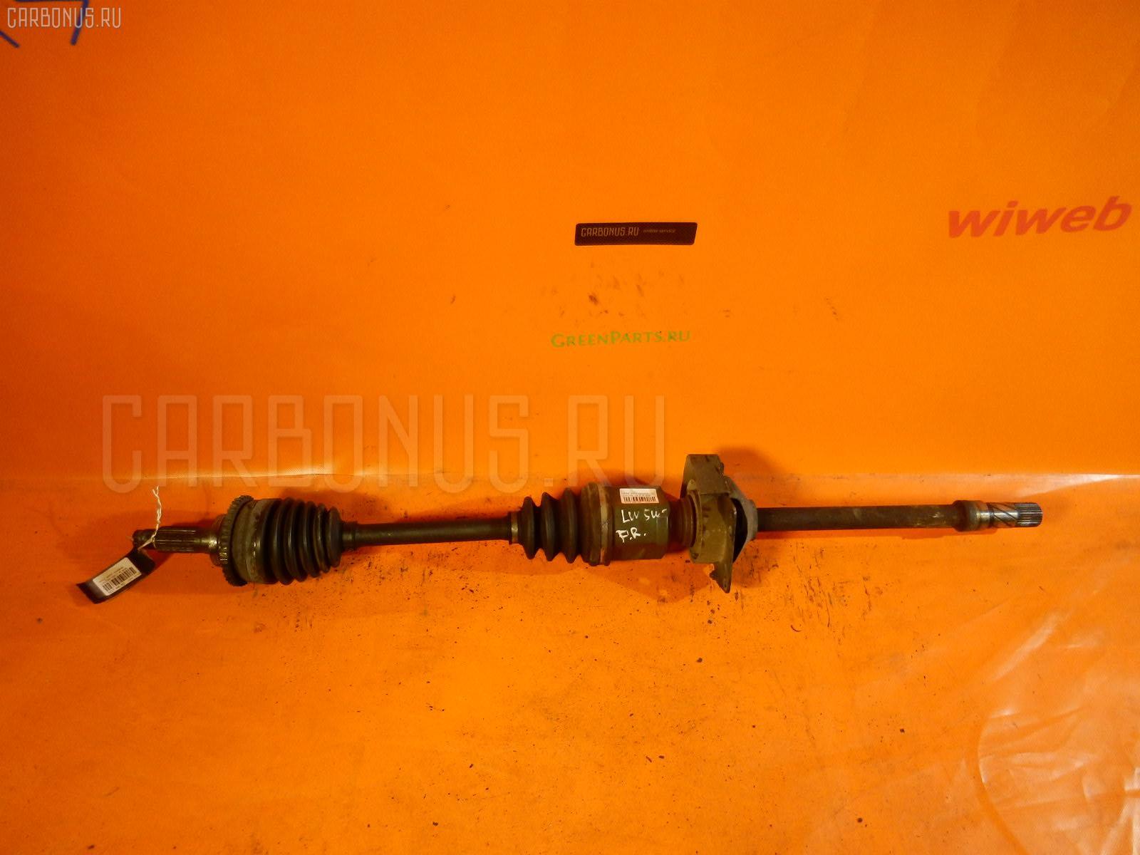 Привод MAZDA MPV LW5W G6. Фото 2