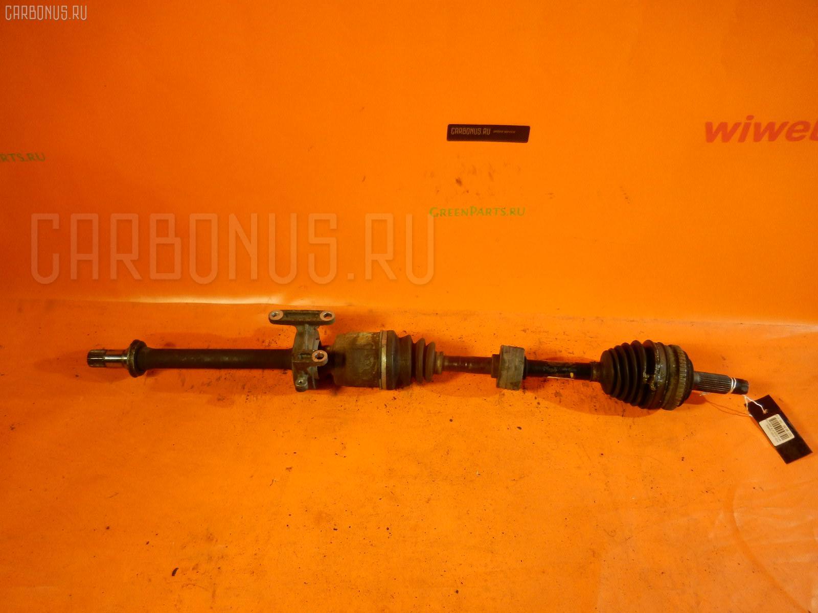 Привод HONDA STEP WGN RF3 K20A. Фото 8