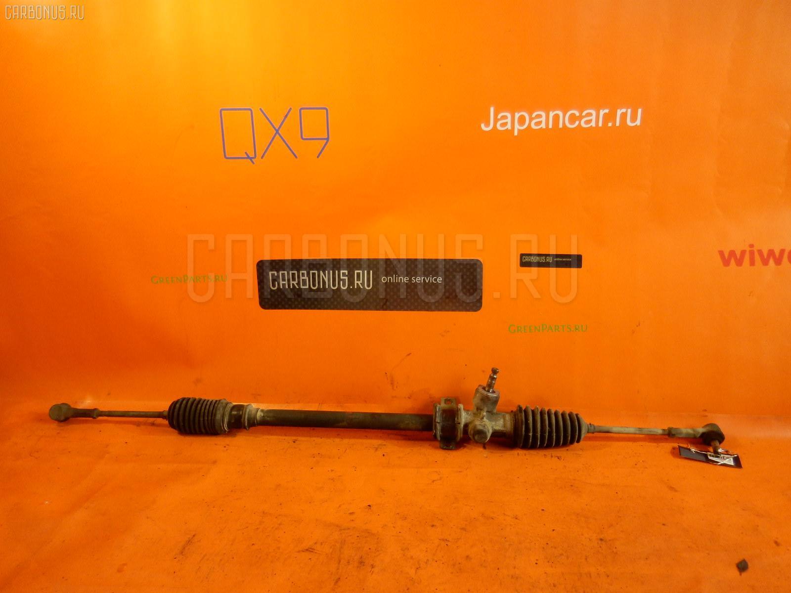 Рулевая рейка SUZUKI KEI HN21S K6A. Фото 1