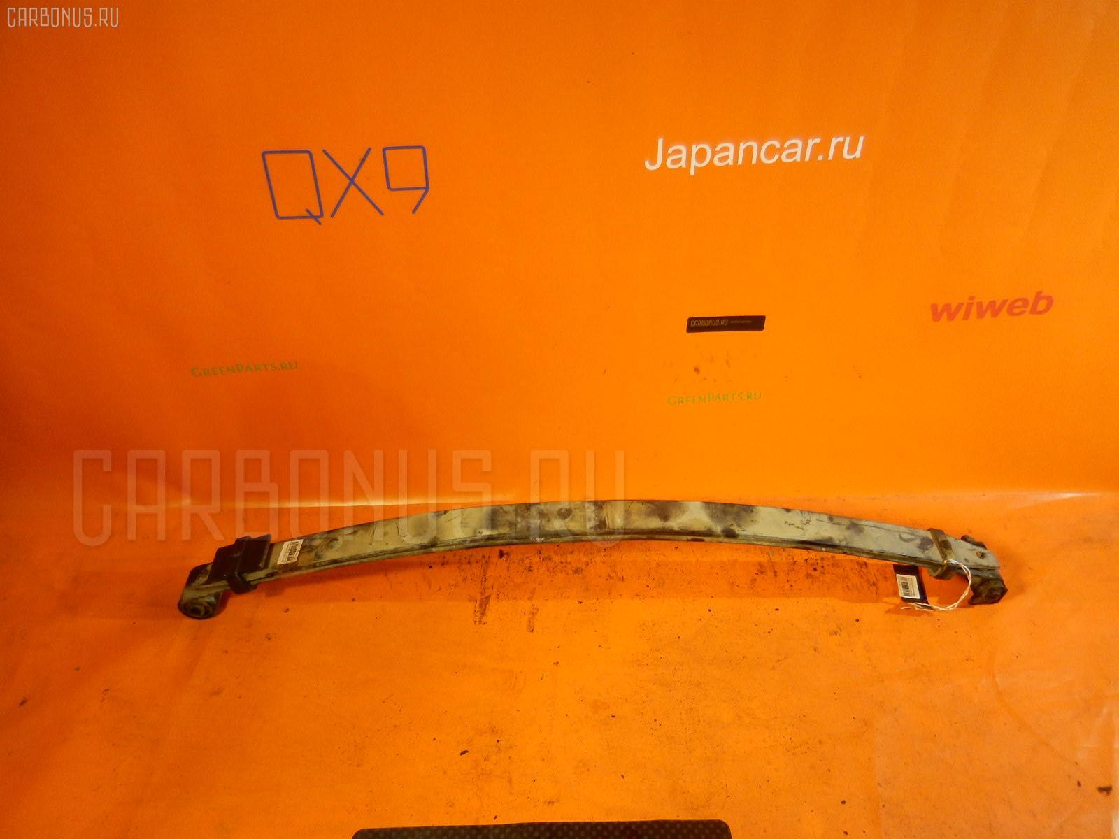 Рессора Mazda Bongo SK22V Фото 1