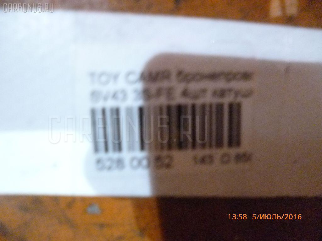 Бронепровода TOYOTA CAMRY SV43 3S-FE Фото 2
