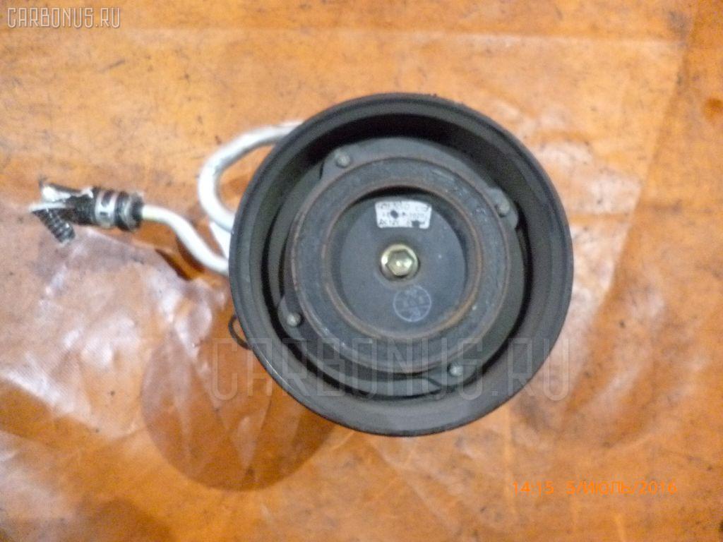 Компрессор кондиционера TOYOTA CAMRY SV43 3S-FE. Фото 4