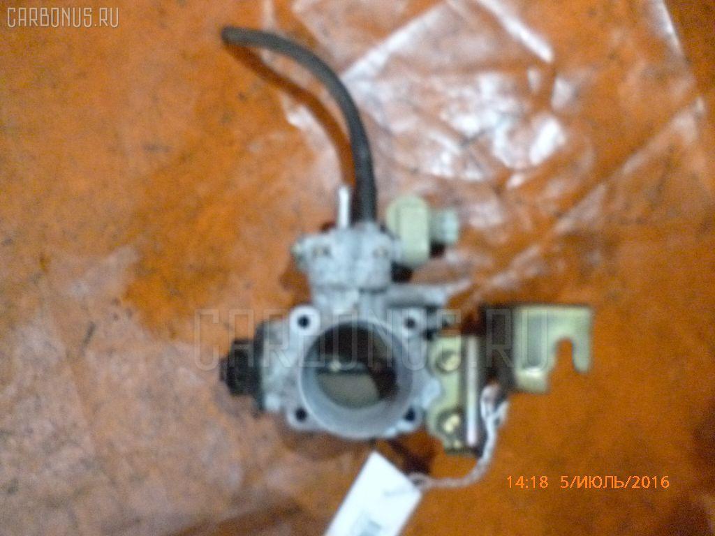 Дроссельная заслонка TOYOTA CARINA AT211 7A-FE. Фото 2