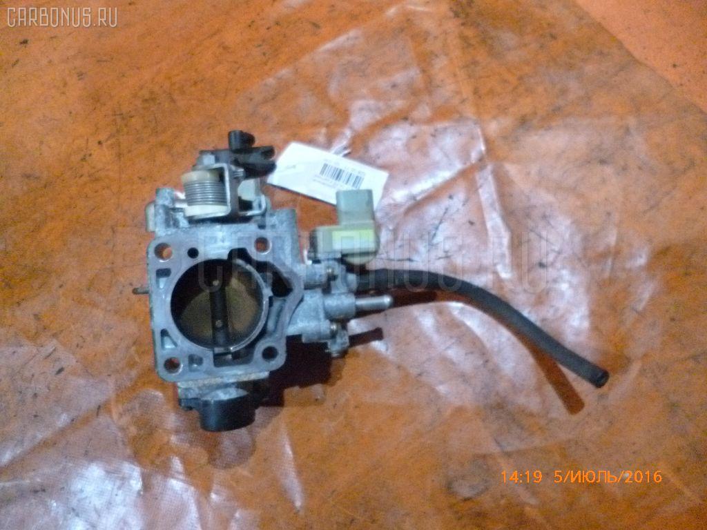 Дроссельная заслонка TOYOTA CARINA AT211 7A-FE. Фото 4