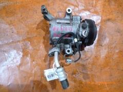 Компрессор кондиционера Toyota Passo QNC10 K3-VE Фото 1